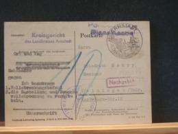 A11/274 CP ARNSTADT  1954 CENSURE - Storia Postale