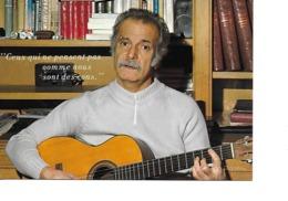 Carte Postale De GEORGES BRASSENS - Chanteurs & Musiciens