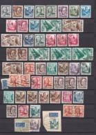 Franz. Zone - Württemberg - 1947/48 - Sammlung - Postfrisch/Ungebr./Gest. - Französische Zone