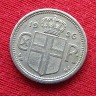 Iceland 10 Aurar 1936 KM# 1.1  Islande Islanda Islandia Island - Iceland