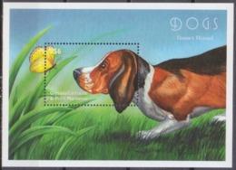 2000Grenada Grenadines3319/B488Dogs7,00 € - Dogs