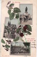 CHARTRES JE VOUS ENVOIE CES FLEURS CARTE FANTAISIE - Chartres