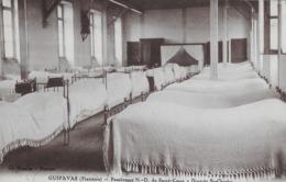 Guipavas:Pensionnat N-D Du Sacré Coeur.Dortoir St Charles - France