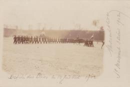 Défilé Des élèves Le 14 Juillet 1902 Saint Maixent - Patriotiques