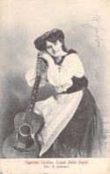 Signorina Carolina, Truppe Addio Napoli 1907 - Musica E Musicisti