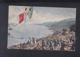 Italia Cartolina  Posta Militare Direzione D'Armata 1915 - Militaire Post (PM)