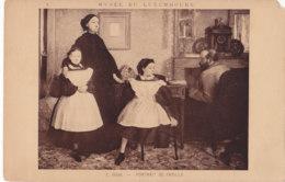 E Degas (Musée Du Luxembourg) - Portrait De Famille - Peintures & Tableaux