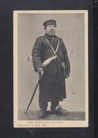 AK Johann Michael Hagenah Nachtwächter Neuhaus A.d. Oste 1914 - Cuxhaven