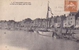 Le Pouliguen (44) - Le Port Et Le Quai Pris Du Pont - Le Pouliguen