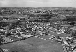 VALENTINE - Vue Panoramique Aérienne - Dans Le Fond Saint-Gaudens - Cliché Ray-Delvert, Villeneuve-sur-Lot - Other Municipalities
