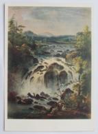 15445 Matveev. Imatra Waterfall In Finland - Paintings