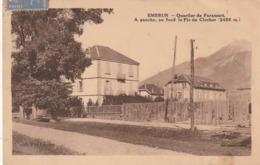 CPA EMBRUN 05 - Quartier De Paramart - Embrun