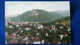 Wernigerode Harz V. Hotel Sennhütte Gesehen Germany - Wernigerode