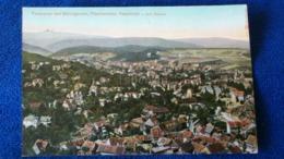 Panorama Von Wernigerode, Nöschenrode, Hasserode U. Dem Brocken Germany - Wernigerode