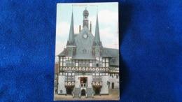 Wernigerode Rathaus Germany - Wernigerode