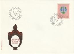LIECHTENSTEIN FDC 1971 - Andere