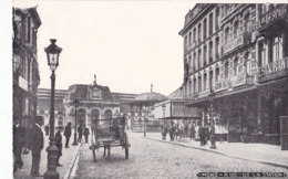 Mons (Belgique) - Rue De La Station - Mons