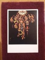 (K) Pentecôte Par Peter Gitzinger , Jours De L'Eternel , Carte Postale Artiste N°62 - Non Classificati