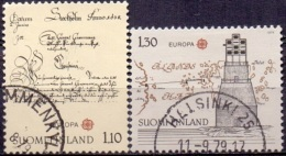 Finland 1979 Europazegels GB-USED - Finland