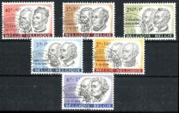 Bélgica Nº 1176/81 Usado. Cat.16€ - Used Stamps