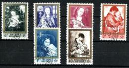 Bélgica Nº 1198/203 Usado. Cat.6€ - Used Stamps