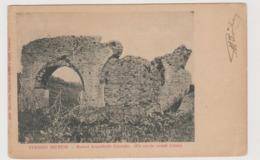 Termini Imerese (PA) Ruderi Acquedotto Cornelio (I°sec A.C.)  - F.p.- Fine '1800/ Inizi '1900 - Palermo
