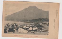 Termini Imerese (PA) Marina E Monte S. Calogero  - F.p.- Fine '1800/ Inizi '1900 - Palermo
