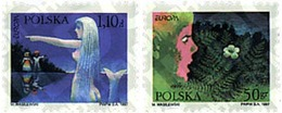 Ref. 94383 * MNH * - POLAND. 1997. EUROPA CEPT. TALES AND LEGENDS . EUROPA CEPT. CUENTOS Y LEYENDAS - Unclassified