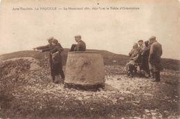 La Faucille (01) - Le Montrond Et La Table D'Orientation - Gex