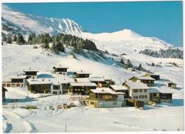 Valbella-Lenzerheide, Satons, 1670 M ü/M Gegen Das Skigebiet Von Alp Stätz - (Suisse/Schweiz) - GR Graubünden
