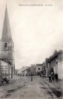 NEUVILLE LES VAUCOULEURS  -  Le Centre  -  L' Eglise - Altri Comuni