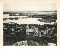 HANOI PHOTO ORIGINALE EGLISE DES MARTYRS FORMAT 14 X 11 CM - Vietnam