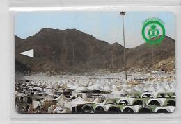 Carte D' Arabie Sahoudite - Arabia Saudita