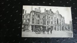 291 - La Grande Guerre 1914-15 - Aspect D'ARRAS Après Le Bombardement - La Place De La Gare - Guerra 1914-18