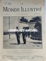 1910 LE CHATIMENT DU MEURTRIER DE Mme GOUIN - SOLDAT ASSASIN GRABY - CASERNE DS TOURELLES PORTE DES LILAS - 1900 - 1949