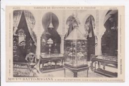 CP ALGERIE ALGER Fabrique De Bijouterie Mme Ratto Magana 5 Rue De L'Etat Major Num 1 - Alger