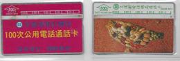 2 Cartes Taiwan - Taiwan (Formose)