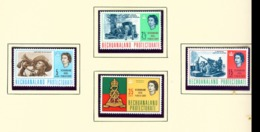BECHUANALAND - 1966 Pioneer Corps Set Unmounted/Never Hinged Mint - 1965-1966 Self Government