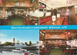 """D-25761 Büsum - Marinekameradschaft Büsum E.V. - Heimschiff """"Beckum"""" - Buesum"""