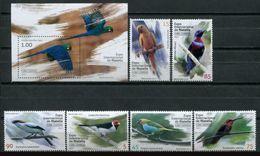 Cuba 2017 / Birds MNH Vögel Aves Oiseaux Uccelli / Cu7001  31-6 - Pájaros