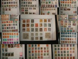 ESPAGNE - Timbres Anciens Oblitérés - Stamps