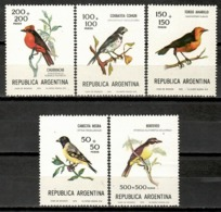 Argentina 1978 / Birds MNH Vögel Aves Oiseaux Uccelli / Jy12  5-12 - Sin Clasificación