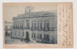 Gioia Del Colle (BA) Municipio, Rara - F.p.- Fine '1800 / Inizi'1900 - Bari