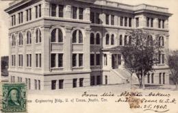 91/ Engineering Bldg. U. Of Texas, Austin, Texas 1905 - Austin