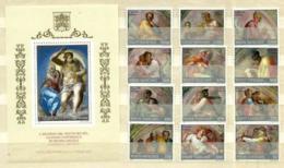 Vaticano Nº 891/02 Y HB 14 Nuevos. Cat.27,50€ - Unused Stamps