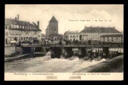 67 - STRASBOURG - STRASSBURG - PONT DE L'ABATTOIR - Strasbourg