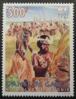 Nouvelle-Calédonie: Yvert N° 721 (Danses Mélanésiennes 1996) Neuf ** - Danse