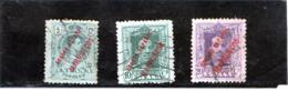 B - 1909/23 Tangeri - Francobolli Spagnoli Soprastampati - España