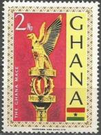 Ghana - 1967 Mace 2np MNH **    Sc 288 - Ghana (1957-...)