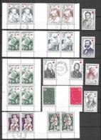 T 00695 - France Stock De Croix Rouge Oblitérés - Collections (sans Albums)